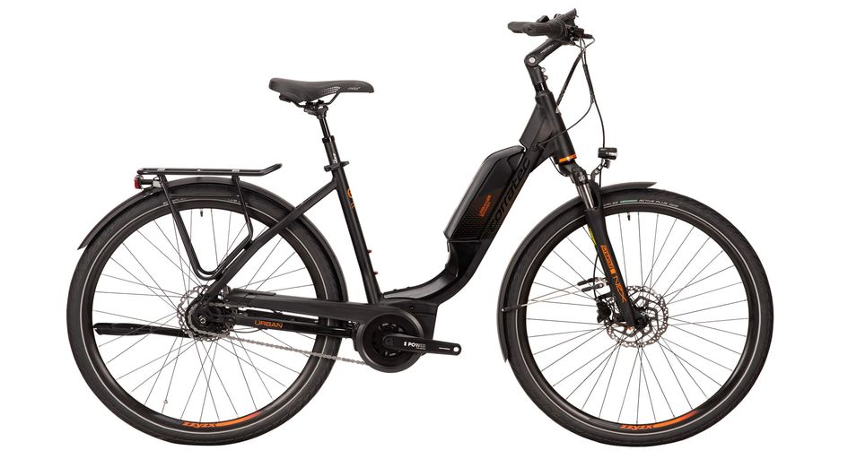 E-Power Urban 28 AP5 8SC Trapez