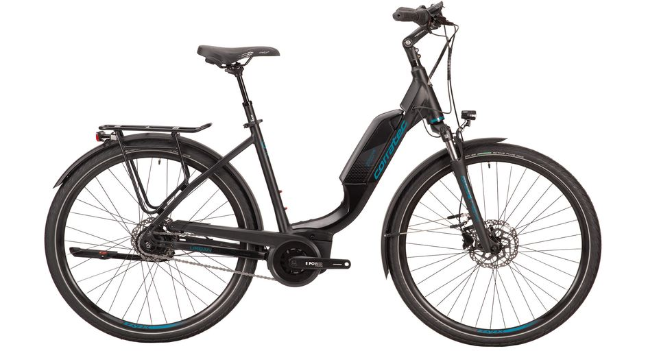 E-Power Urban 28 AP5 8S Trapez